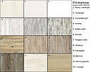 Стол обеденный Марсель 90(+35+35)*70  белый - Нордик Пайн, фото 10