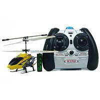 Вертолет на радиоуправлении полный аналог Syma S 107G. Сима 107 ЖЕЛТЫЙ