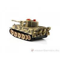 Модель боевого танка 'Tiger' Тигр 518-02 на радиоуправлении.