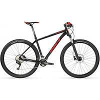 Велосипед горный BH Expert 29 SH XT 22V REC Silver Black/Red/Gray, р.M