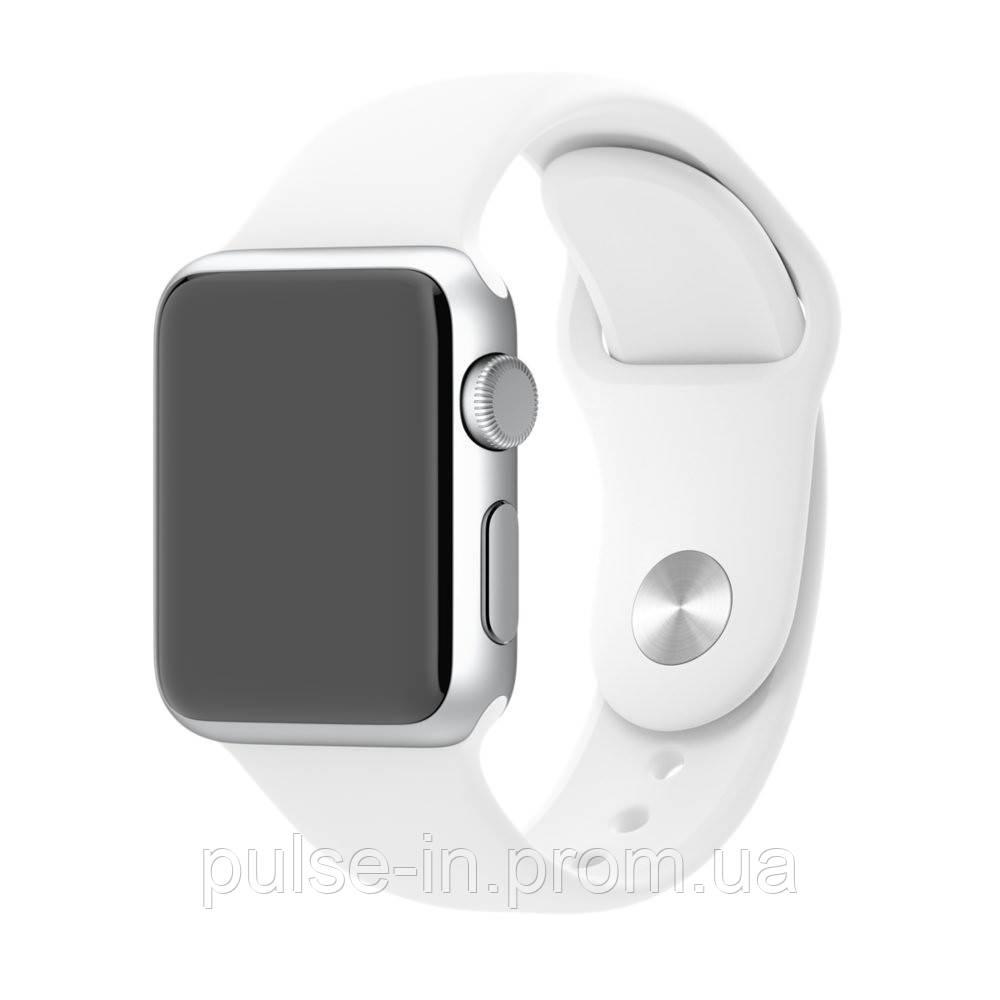 Ремешок для Apple Watch Silicone Band 42 mm White