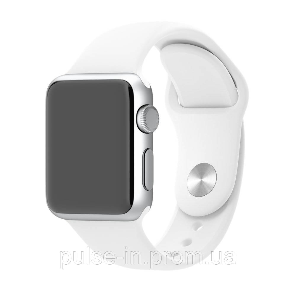 Ремешок для Apple Watch Silicone Band 38 mm White
