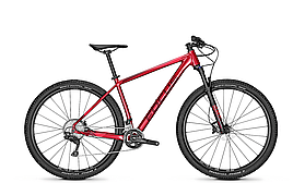 "Велосипед горный Focus Whistler 6.9"" 22G 29"" 47/M Barolo Red M"
