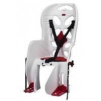 Велокресло на багажник HTP Fraach P White