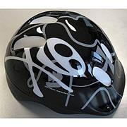 Велошлем детский HTP Casco Black
