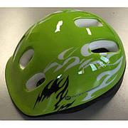 Велошлем детский HTP Casco Green