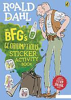 The BFGs Gloriumptious Sticker Activity Book (753943)