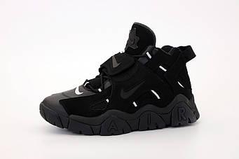 "Кроссовки Nike Air Barrage ""Black"" (люкс копия)"