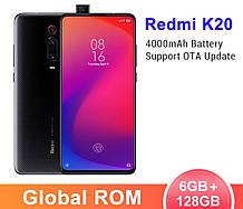 """Xiaomi Redmi K20 (mi 9T) 3G 4G 48+20 mp 6.39"""" 4000 mAh 6/128 GB Global ROM"""