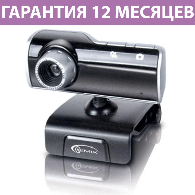 Веб-камера Gemix T21, USB 2.0, встроенный микрофон