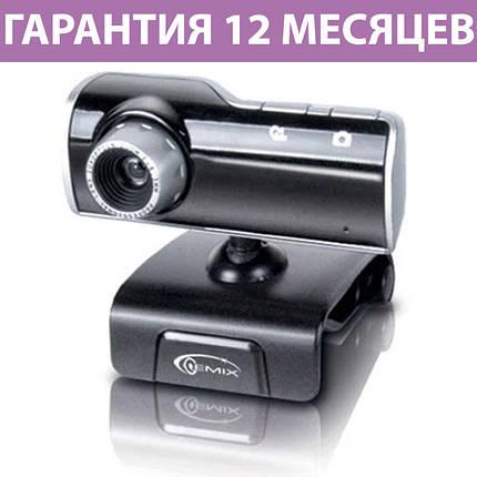 Веб-камера Gemix T21, USB 2.0, встроенный микрофон, фото 2