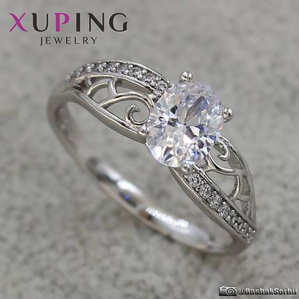 Кольцо женское 17, 18 р. Xuping Jewelry, фото 2