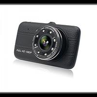 Видеорегистратор DVR A10 Full HD с выносной камерой заднего вида, фото 1