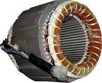 Перемотка статора генератора (медью)
