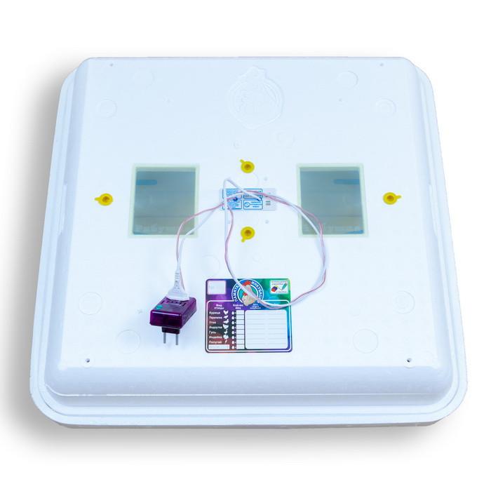 """Інкубатор """"Рябушка Smart"""" 150 (цифровий, механічний)"""