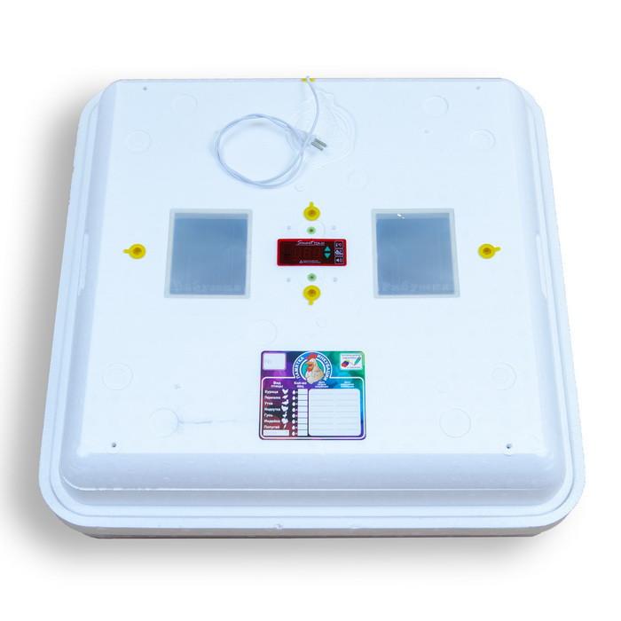 "Инкубатор ""Рябушка Smart"" 120 Турбо Сетка (цифровой, автомат)"