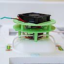 "Инкубатор ""Рябушка Smart"" 120 Турбо Сетка (цифровой, автомат), фото 2"
