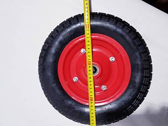 Колесо 3.50-7 до тачки під вісь 20 мм
