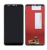 Дисплей (екран) для Huawei Y7 2018/Y7 Prime 2018/Enjoy 8/Nova 2 Lite + тачскрін, чорний