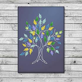 "Постеры на холсте ""Tree"""