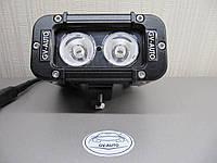 Дополнительная фара 12 см. LED GV 1020S дальний свет 20 Вт. https://gv-auto.com.ua, фото 1