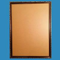 Аренда рамы для карты рассадки коричневая 50х70 см