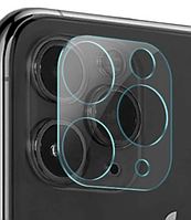 Защитное стекло для камеры iPhone 11 PRO MAX FULL SCREEN