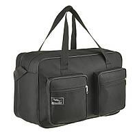 Дорожная сумка Wallaby 42х29х19  2 отделения ткань полиэстер в 2690