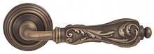 Ручки для дверей Fimet 147 Flora матова бронза