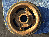 Колесо для тачки вечное Немецкое Колесо литое для тачки