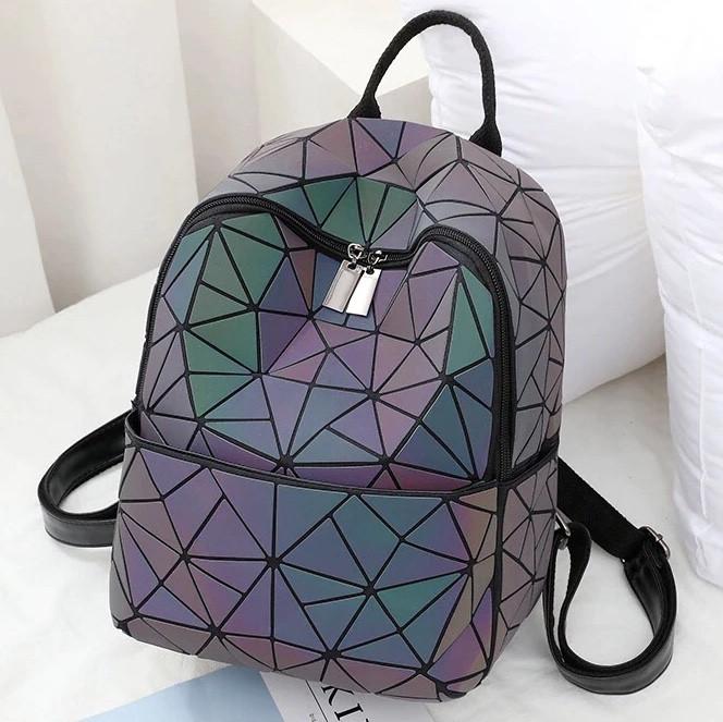 Рюкзак Бао Бао школьный, геометрический Bao Bao Issey Уценка