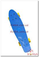Скейтборд Penny, скейт «рыбка»