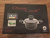 Кастрюля с керамическим покрытием 24 см Oscar Cooks Austria TW 112