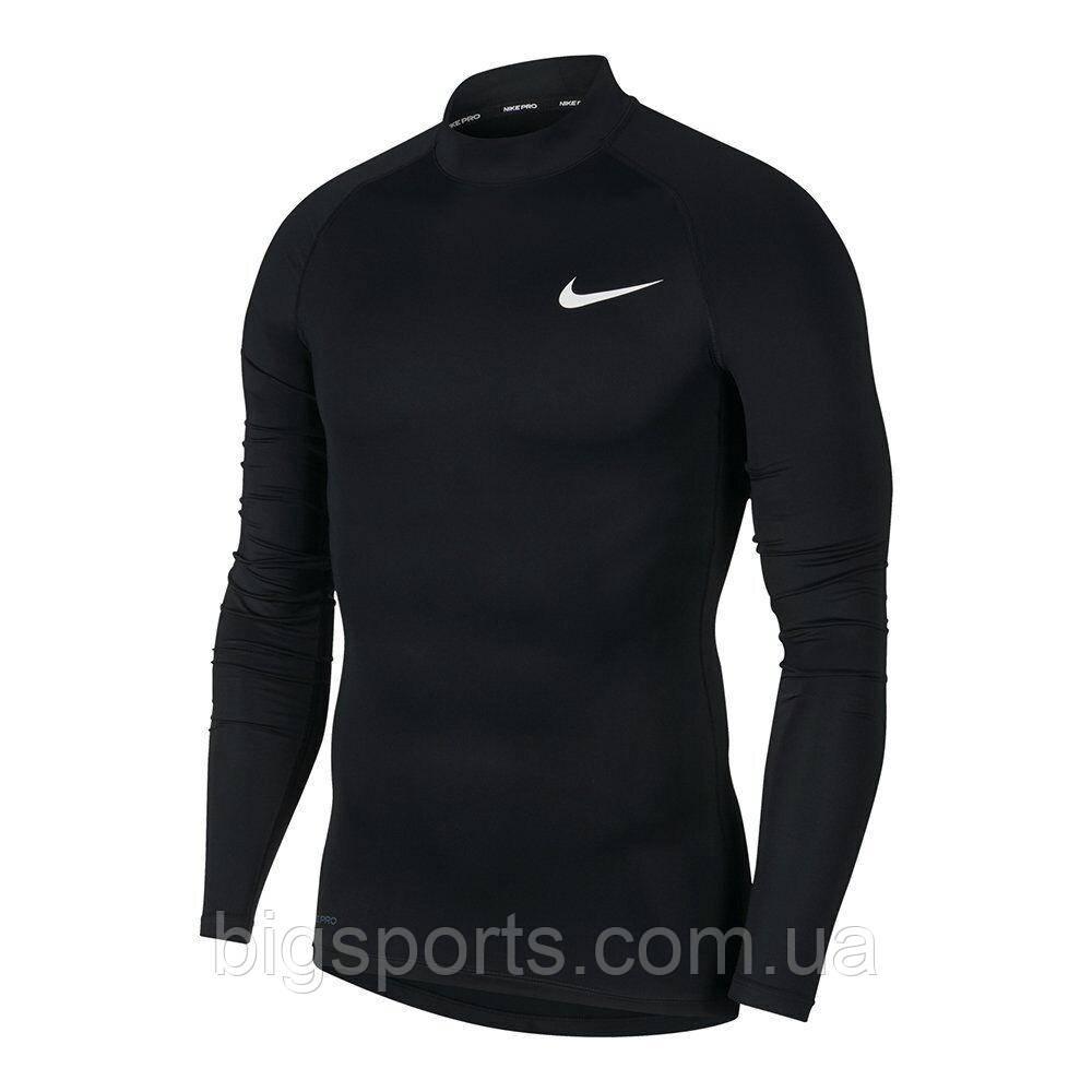 Кофта компрессионная муж. Nike Pro Compression Top Mock Ls (арт. BV5592-010)