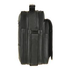 Мужская сумка BagHouse 23х18х11 вертикальная с клапаном кс511, фото 3