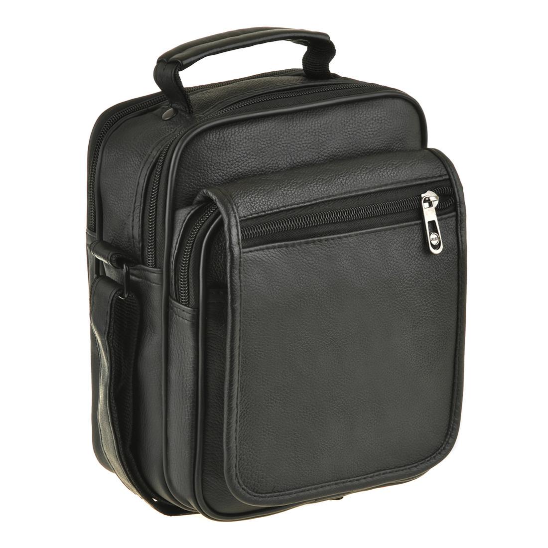 Мужская сумка BagHouse 23х18х11 вертикальная с клапаном кс511