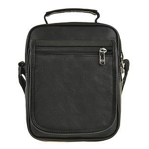 Мужская сумка BagHouse 23х18х11 вертикальная с клапаном кс511, фото 2