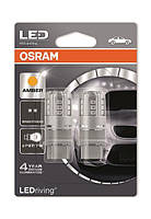 Лампы светодиодные Osram LEDriving PR27/7W LED 12V 1W W2.5X16Q (S8W DC) 3547YE-02B