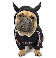 Толстовка для собак средних пород «Devil»