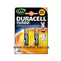 Аккумулятор Duracell AA HR6 1300mAh
