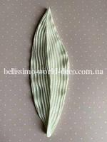 Молд лист Тюльпана,15см х4,5см