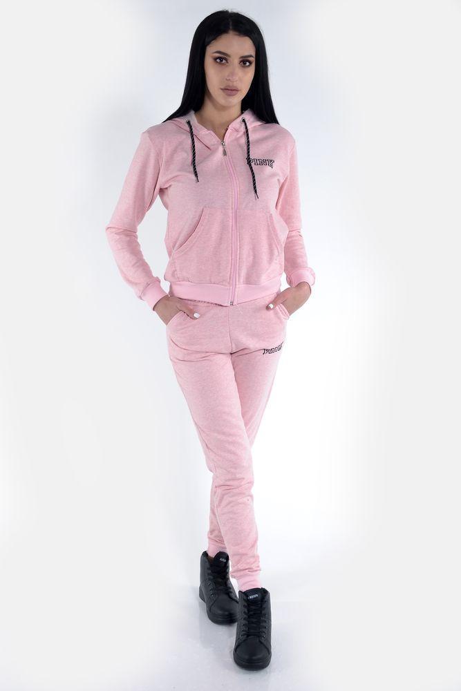 Спорт костюм женский цвет Розовый