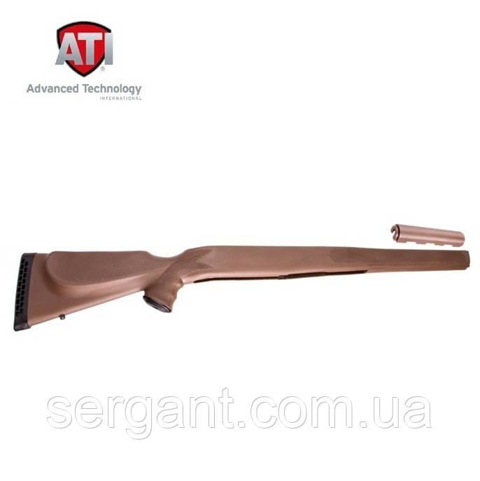 Ложе (приклад) Монте Карло ATI Monte Carlo (США) для СКС, колір - коричневий колір ш