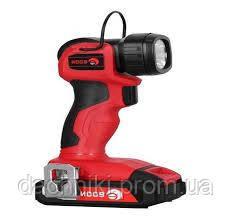 Акумуляторний ліхтарик Edon OAF21-F