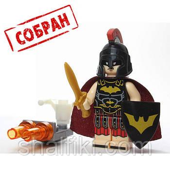 """""""Бэтмен центурион \ Батурион (DC)"""" фигурка совместимая с Лего"""