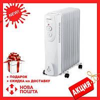 Масляный радиатор Maestro MR-950-9 | обогреватель для дома | батарея | тепловентилятор Маэстро, Маестро