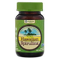 Nutrex Hawaii, Pure Hawaiian Spirulina Pacifica, Nature's Multi-Vitamin, 500 mg, 100 Tablets