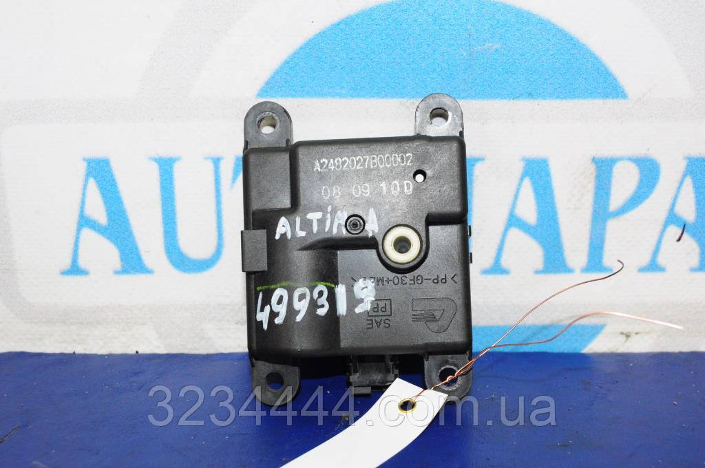 Моторчик заслінки печі NISSAN ALTIMA L32 07-12