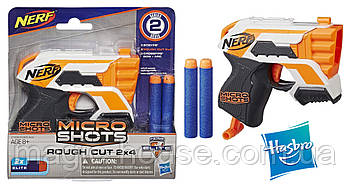 Nerf MicroShots N-Strike Elite Rough Нерф Бластер Еліт Рафкат оригінал від Hasbro
