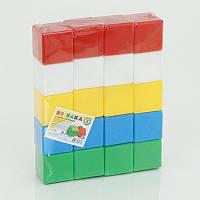 Кубики Радуга 3 ТехноК SKL11-223611